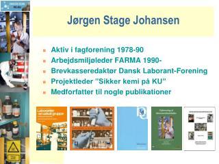 Jørgen Stage Johansen