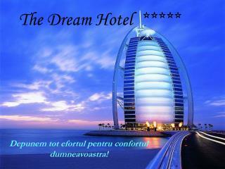 The Dream  Hotel  *****