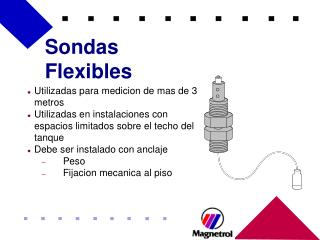 Sondas Flexibles