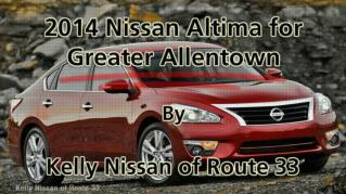 ppt 41972 2014 Nissan Altima for Greater Allentown