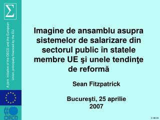 Sean Fitzpatrick Bucureşti , 25  aprilie  2007