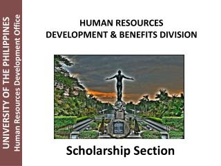HUMAN RESOURCES  DEVELOPMENT & BENEFITS DIVISION