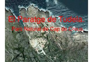 Parc Natural de Cap de Creus.