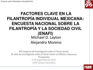 Michael D. Layton Alejandro Moreno