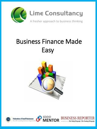 Business Finance Made Easy