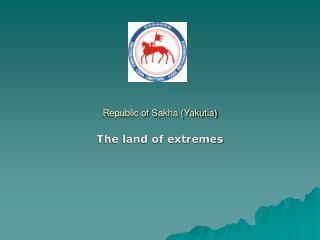 Republic of Sakha (Yakutia)