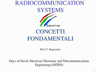 Radiocommunication systems