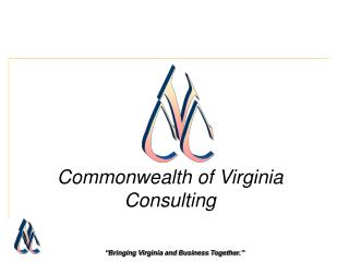 Commonwealth of Virginia Consulting