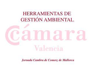 HERRAMIENTAS DE  GESTIÓN AMBIENTAL .