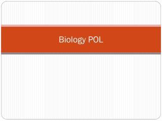 Biology POL