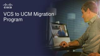 VCS to UCM Migration Program