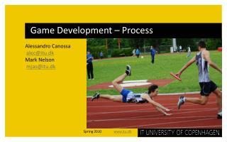 Game Development – Process