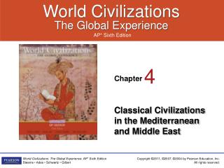 Classical Civilizations in the Mediterranean and Middle East