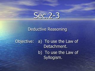 Sec.2-3