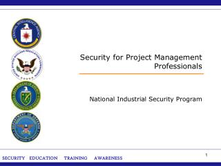 Security for Project Management Professionals