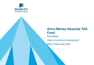 Aviva Morley Absolute TAA Fund