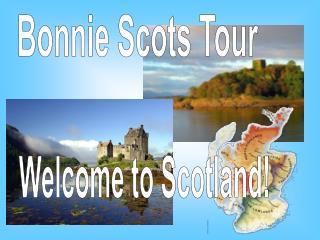 Bonnie Scots Tour