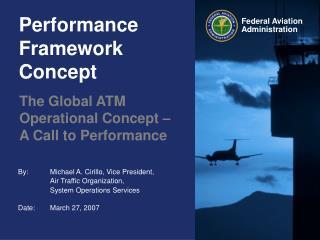Performance Framework Concept
