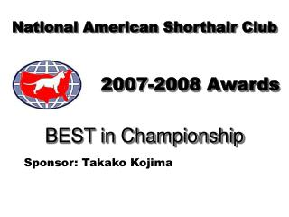 BEST in Championship