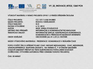 V Y_32_INOVACE_ IKTO2 _ 12 60  PCH