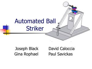 Automated Ball        Striker