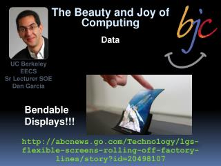 Bendable Displays!!!