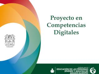 Proyecto en Competencias Digitales