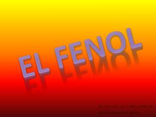 EL FENOL