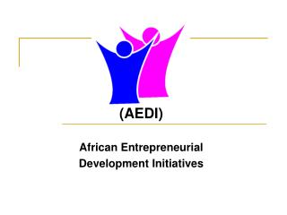 (AEDI) African Entrepreneurial  Development Initiatives