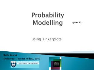 Probability  Modelling