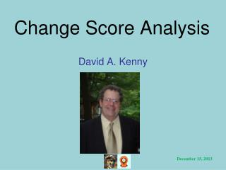 Change Score Analysis