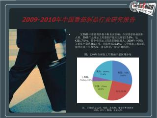 2009-2010 年中国番茄制品行业研究报告