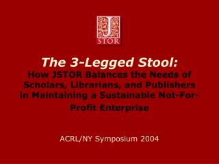 ACRL/NY Symposium 2004