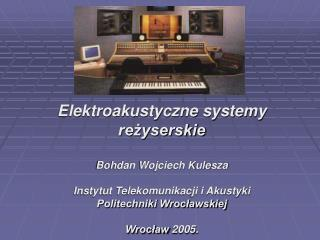 Tor elektroakustyczny