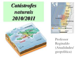 Catástrofes naturais 2010/2011