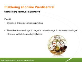 Rethink  Business Kommuneseminar