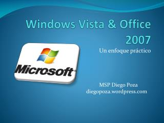 Windows Vista & Office 2007