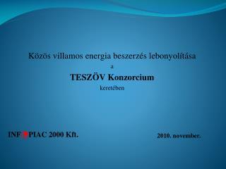 INF ü PIAC 2000 Kft.
