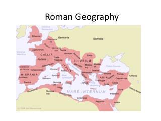 Roman Geography
