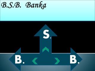 B.S.B.   Banka