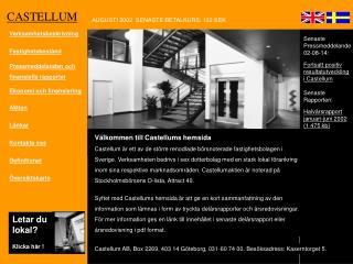 Välkommen till Castellums hemsida