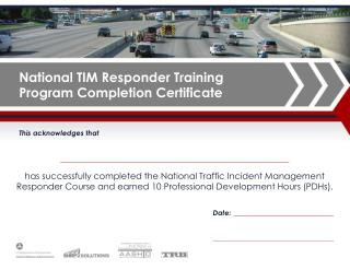 Trng Certificate   10 Hour Responder Course   072613