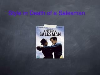 essays american dream death salesman