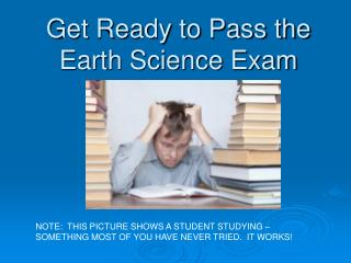 Get Ready to Pass the Earth Science Exam