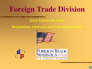 Foreign Trade Division
