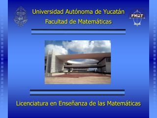 Universidad Aut noma de Yucat n