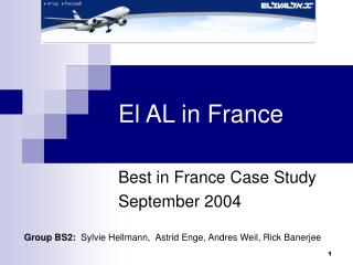 El AL in France