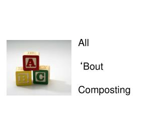 All ' Bout Composting