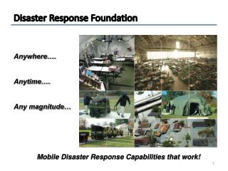 Disaster Response Foundation