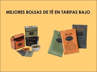 Bolsas de t� de calidad